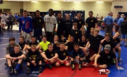 Club Simpson and Club Simpson Elite (Freestyle/Greco)