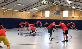 Fall Fusion Camps: