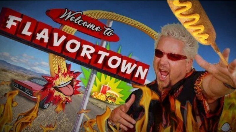 Ringing the Flavortown Bell